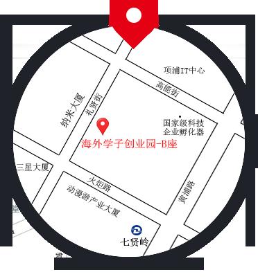 朗识测评地图